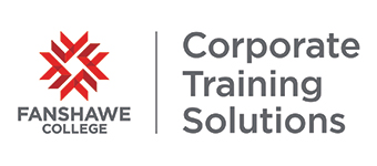 Corporate Training Services Fanshawe College Logo