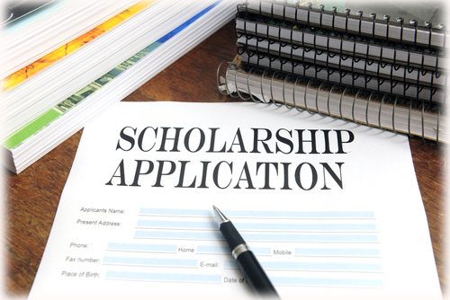 Image of Scholarship Application Form