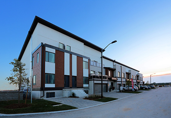 West 5 Townhomes